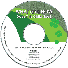 What and How Does This Child See? (CD Only)